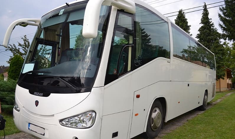 Grand Est: Buses rental in Charleville-Mézières in Charleville-Mézières and France