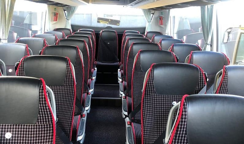 France: Coach booking in France in France and Bourgogne-Franche-Comté